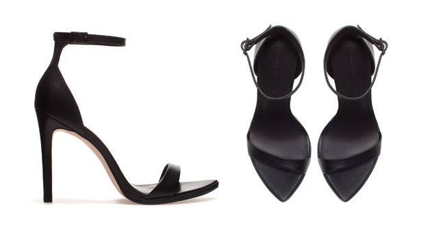 30c174ca3a93a2 Currently Obsessed  Strappy Zara Leather Sandals
