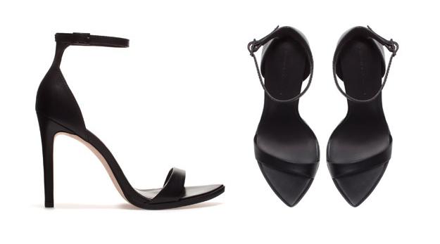 Zara Strappy Heels | Tsaa Heel